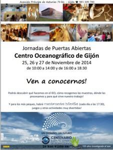 puertas abiertas al centro oceanográfico de gijón2